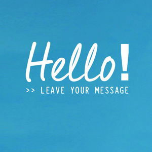 leave-your-message